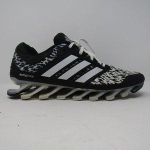 Adidas Men Springblade Running Shoe Sz 12 Camo